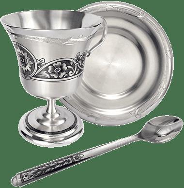 Продать серебро 800 пробы в СПб