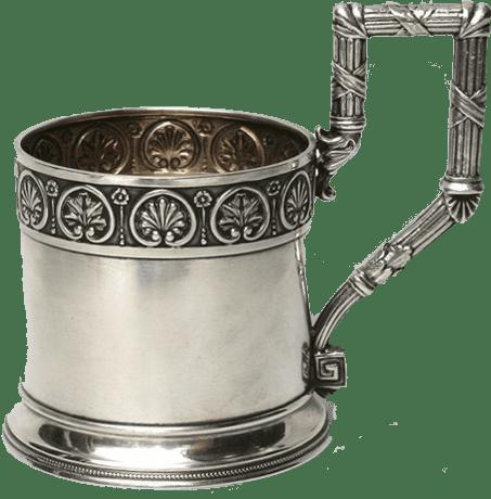 Продать серебро 875 пробы в СПб