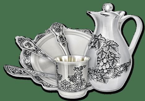 Продать серебро 925 пробы в СПб